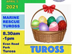 Tuross Head Community Fair on Easter Monday, April 5th