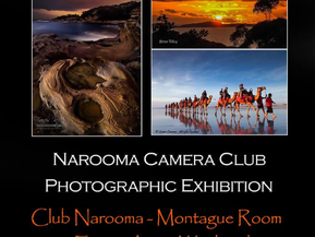 Narooma Camera Club - Photographic Exhibition this Easter