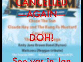 NelliJam Music Festival CANCELLED