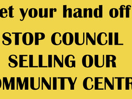 Organised actions against Council begin around the proposed BBay Community Centre leasing