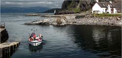 Colin Pass - Seil Island Ferry