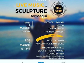 Would you like some music with your SCULPTURE Bermagui?