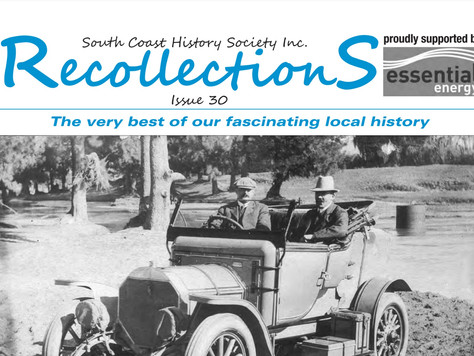 October November 2021 issue of 'Recollections' is OUT NOW