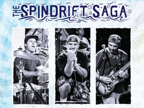 The Spindrift Saga @ the Quarterdeck Narooma July 6th