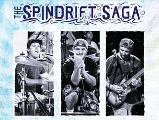 The Spindrift Saga @ the Quarterdeck Narooma July 6th