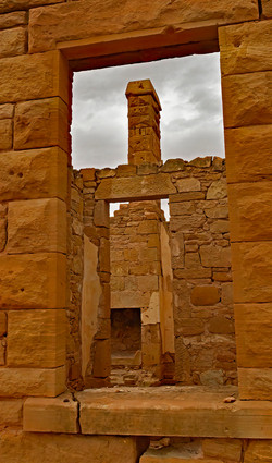 Milparinca Ruins by Ric Bannister
