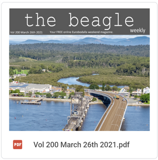 Beagle Weekender of March 26th 2021 OUT NOW
