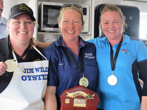 Narooma Oyster Festival rates best ever
