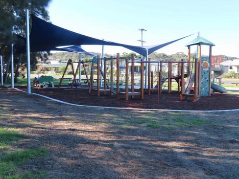 Feedback sought on recent upgrade to Jack Buckley Memorial Park