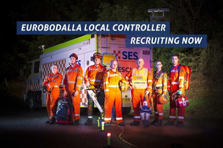 Like to be a Eurobodalla Local SES Controller