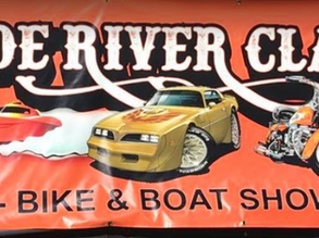 Clyde River Classic Car Show in Nelligen Aug 3rd