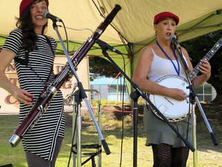 Narooma hosts best ever Busking Championships