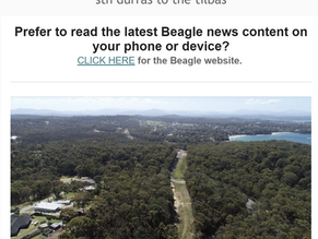 Beagle Midweek edition of local news OUT NOW
