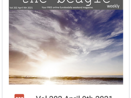 Beagle Weekender of April 9th 2021 OUT NOW