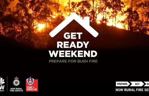 Broulee Rural Fire Brigade Get Ready Weekend on Sat 14 September 2019