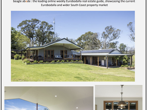 OUT NOW—the latest beagle abode : Eurobodalla's leading real estate guide