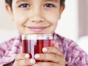 Herbal Cough Syrup Safe Enough For Children