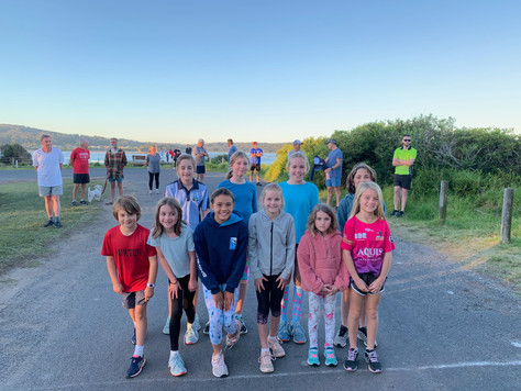 Broulee Runners May 19th 2021