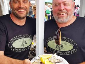 Three produce awards for Far South Coast oysters