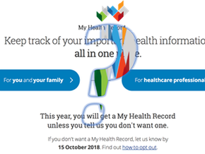 My Health Record – should you, or shouldn't you?