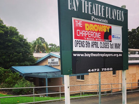 Bay Theatre Players in full swing