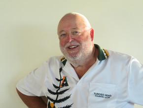 Peter Macdonald Club Champion at Tuross Head Bowling Club