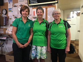 Tuross Head Ladies Golf - Results 16 February 2021