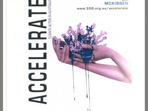 'Accelerate' May 2nd in Batemans Bay