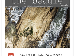 Beagle Weekender of July 9th 2021 OUT NOW