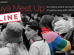 Moruya Zoom Meet Up by MusicNSW