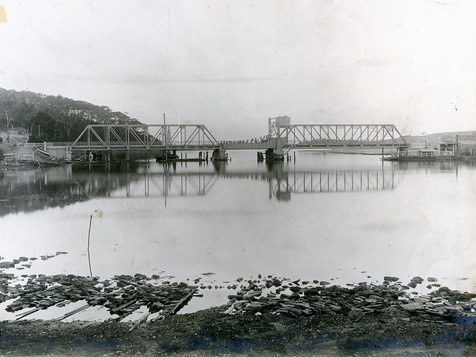 Narooma Bridge turns 90