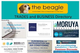 Have you discovered the Beagle Trades and Business Directory