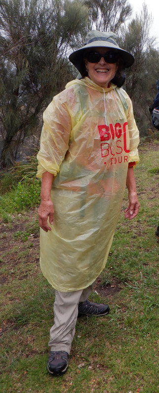 Batemans Bay Bushwalkers back on track from Narooma to Durras