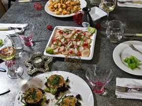 Redbox Pantry Christmas Feast