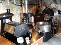 Guerrilla Roasters at the Mossy Cafe