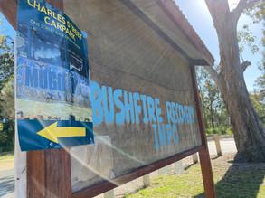 Mogo bushfire recovery outreach
