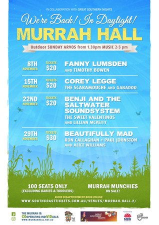 The Murrah is back for summer