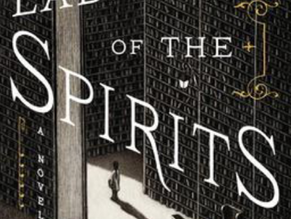 The Labyrinth of the Spirits - a review