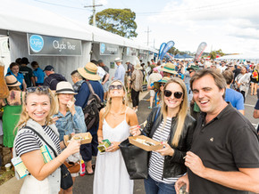 Celebrate Narooma Oyster Festival At Home On 2 May