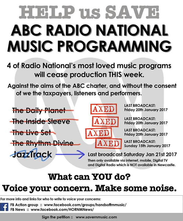 Regional and Rural radio listeners ignored by the new face of ABC ...