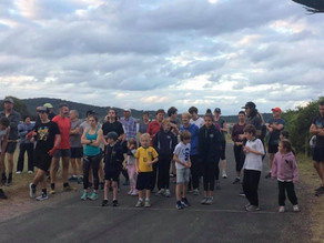 Broulee Runners Wed July 3rd 2019