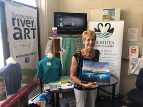 A Bumper Season For Moruya's Volunteer Information Centre