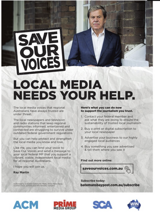 ACMA opens applications for news media and digital platforms bargaining code