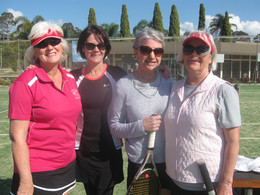 Eurobodalla Tennis Ladies Competition news
