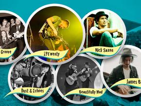 Musicians star at Narooma Oyster Festival