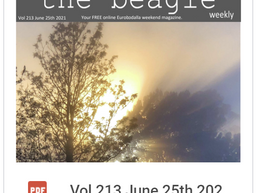 Beagle Weekender of June 26th 2021 OUT NOW