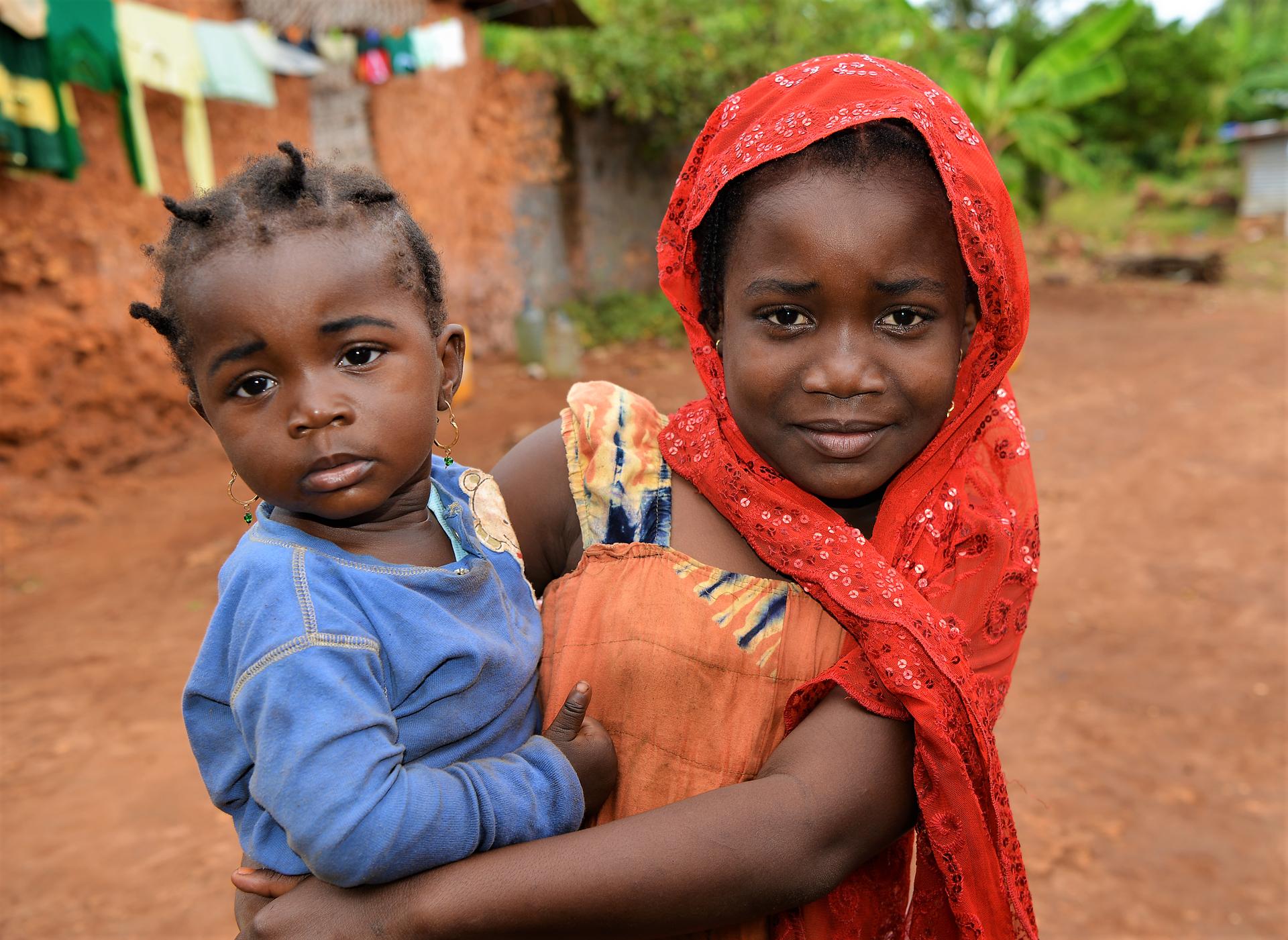 Sisterly Love, Zanzibar- Yvonne Matthews