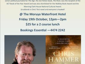 Moruya Books Presents: Chris Hammer