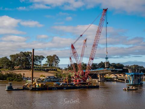 South Coast Pix presents: The latest BBay bridge photos