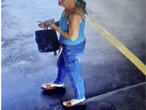 Police are seeking community assistance to identify the person in the CCTV image